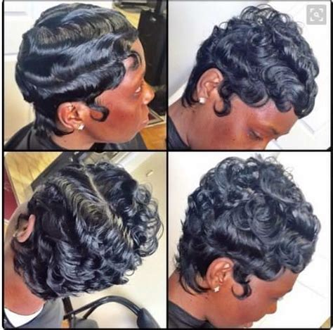 gallery staly wave black women hair finger waves are the hottest trend in hair 8 women