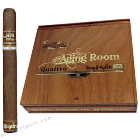 Aging Room Cigars by Aging Room Quattro F55 Concerto Cigars