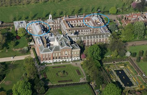 kensington palace apartments kensington palace photos prince william and kate middleton renovate princess diana s house