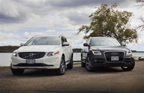 2014 volvo xc60 vs 2014 audi q5 autos post