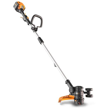 Cutterpede Edge Trimmer 9 by 56v Cordless String Trimmer Lawn Edger Wg191 Worx