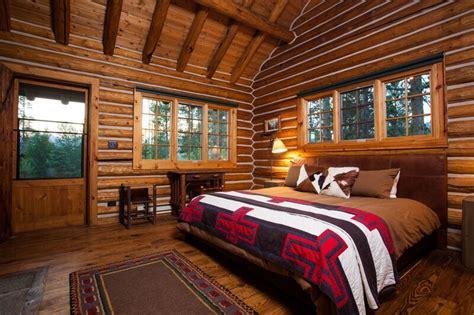 cabin room cabins guest dude ranch idaho rocky mountain ranch