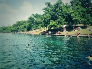 Barton Springs Barton Springs Pool Tx Tx