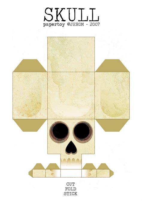 paper craft skull http 1 bp jb8ha9cuj44 tnzz01g0xvi