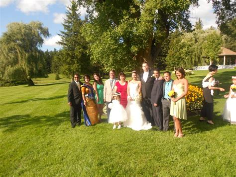 Wedding Canada by At Family Wedding In Toronto Canada At Catch The