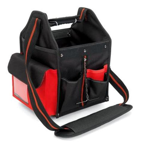 Home Depot Tool Bags by Snap On 9 In Electrician S Tool Bag 870112 The Home Depot