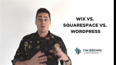 Wix Vs Squarespace 4 Key wix vs squarespace vs