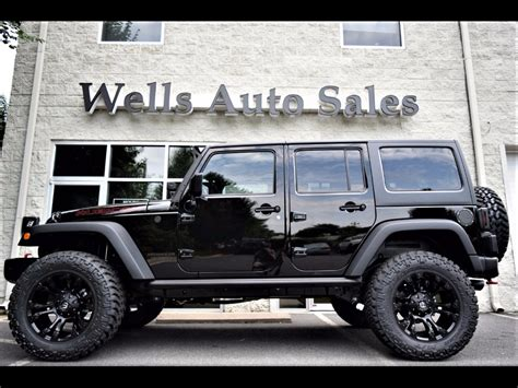 custom jeep custom jeeps for sale near warrenton va lifted jeeps for