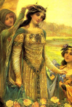 Lancelot And Guinevere Essay by Guinevere A Through Time Medievalists Net