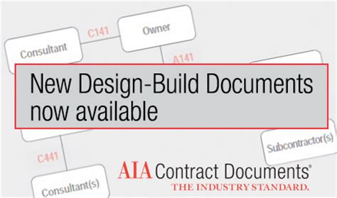 design build contract ccdc design build documents the aia trust where smart