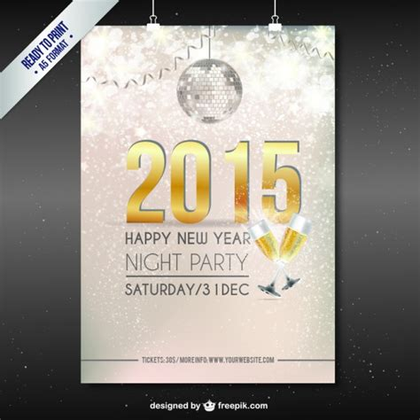 new year cmyk cmyk new year poster