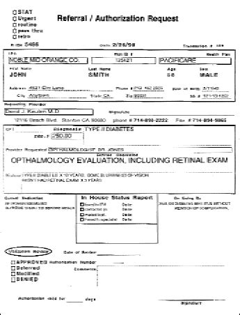 28 data clarification form template clinical trials