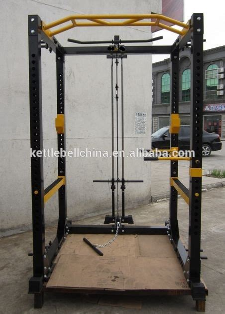 Crossfit Squat Rack by Power Cage Crossfit Squat Stand Rack Crossfit Equipment