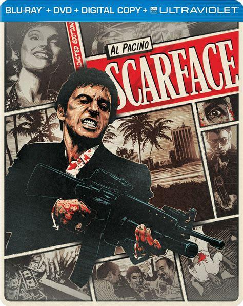 zodiac film blu ray scarface dvd release date