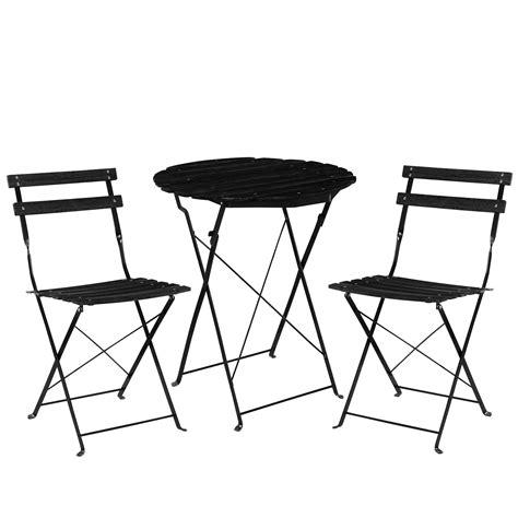 tavoli e sedie da balcone casa pro bistro set tavolo 2 sedie gruppo mobili da