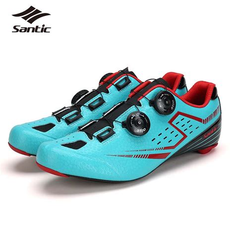 carbon road bike shoes buy santic road cycling shoes 2016