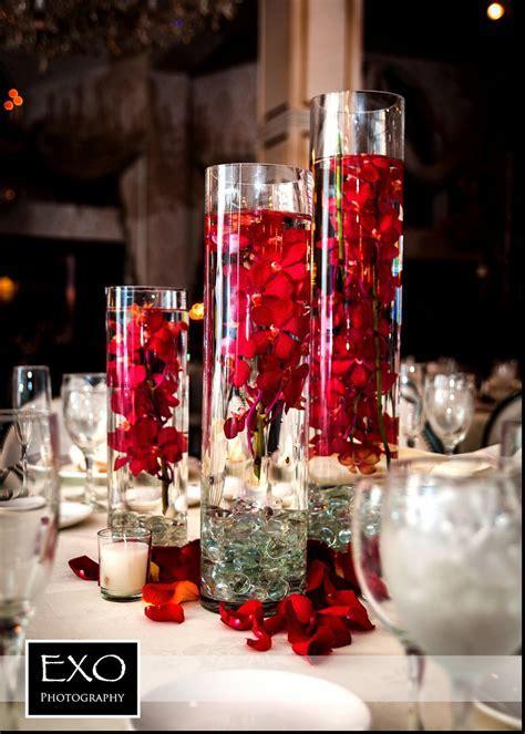 Red And Black Wedding Reception Ideas   Wedding Definition