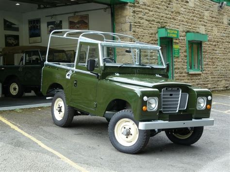 Land Rovers by 1982 Series 3 Land Rover Land Rover Vintage
