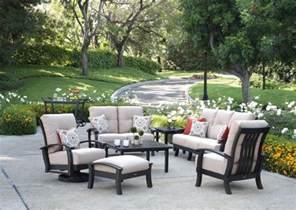 patio furniture brands the best outdoor patio furniture brands