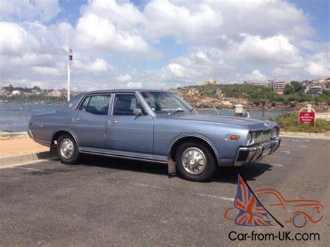 1978 nissan cedric 1978 datsun cedric 280c