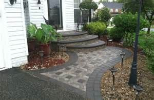 patio and walkway designs best 25 flagstone pavers ideas on