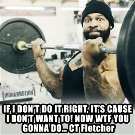 ct fletcher bench press workout 17 best images about ct fletcher on bench