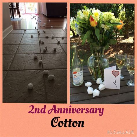 best 20 second anniversary gift ideas on pinterest second anniversary cotton anniversary