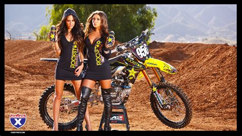 girls motocross transworld motocross girls wallpaper wallpapersafari