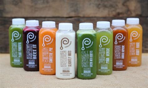 Cold Pressed Juice Secret Garden 3 organic cold pressed juices to try this winter