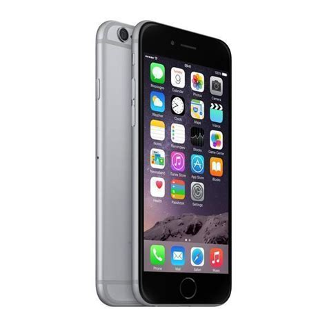 iphone 6 16 go gris sid 233 ral d 233 bloqu 233 reconditionn 233 back market