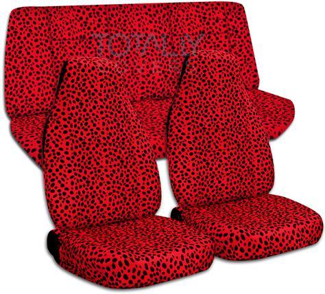 2017 jeep wrangler car seat covers jeep wrangler yj tj jk 1987 2017 animal print seat covers