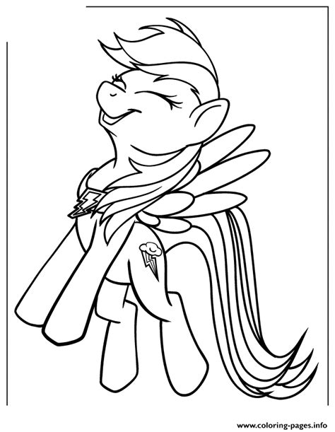 my little pony rainbow coloring page my little pony rainbow dash coloring pages printable