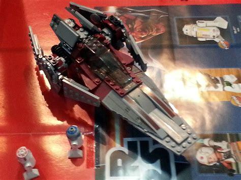 Lego Imperial Vwing Pilot Wars image vwing jpg lego wars wiki fandom powered
