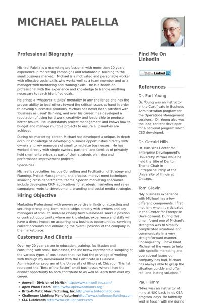 Sample Systems Analyst Resume by Business Development Director Resume Samples Visualcv
