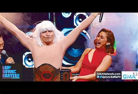 philippines in sync a lip synching showdown begins entertainment news the