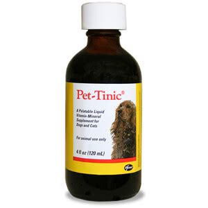 vitamins for dogs pet tinic liquid vitamin mineral supplement for dogs and cats