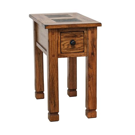 chair side tables living room rustic chair quot side table quot furniture living room accent