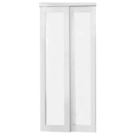 Home Depot Closet Doors Sliding Sliding Doors Interior Closet Doors Doors The Home Depot