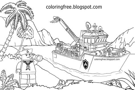 lego boat coloring pages free coloring pages printable pictures to color kids