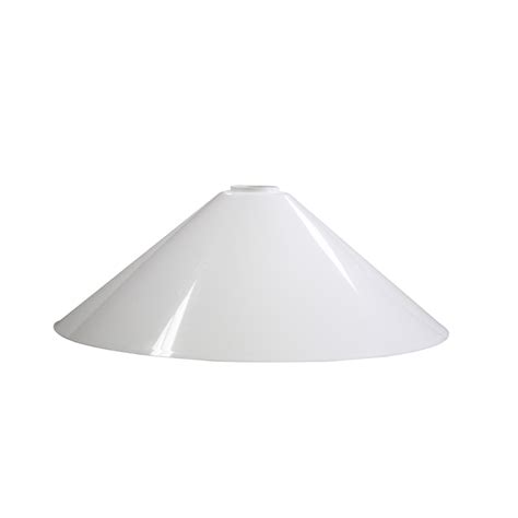 batten light shade crompton 26cm white traditional batten fix shade