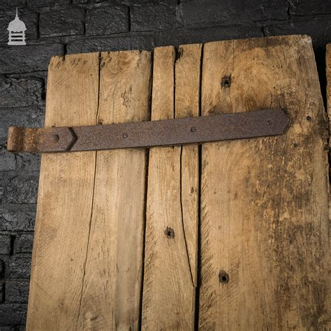 rustic barn door hinges rustic ledged and braced pine barn door with original hinges