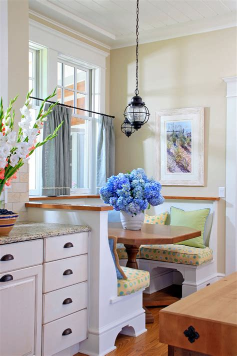 Kitchen Breakfast Nook Ideas 10 Charming Breakfast Nook Ideas Town Country Living