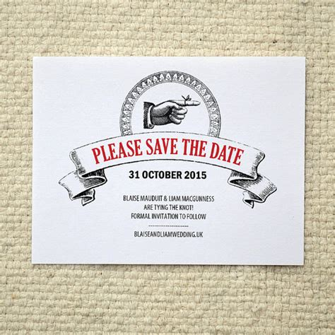 vintage save the date template vintage poster wedding save the date diy printable pdf