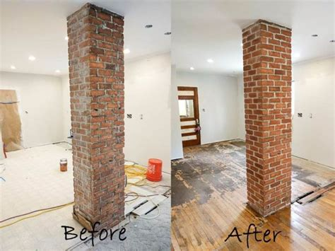 Acid Wash Brick Fireplace by 1000 Ideas About Cleaning Brick On Cleaning