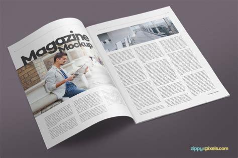 magazine layout mockup magazine mockup magazine cover mockup designs for designers
