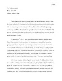 September 11 Essay 9 11 research paper