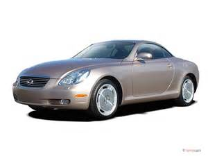 2003 lexus sc 430 pictures photos gallery green car reports