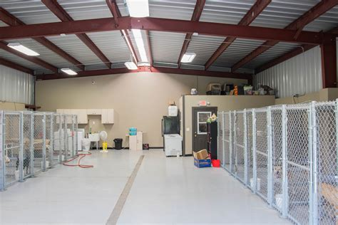 prefab steel buildings  dog kennels