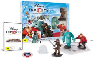 Wii U Disney Infinity Disney Infinity Starter Pack Eb New Zealand