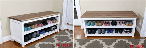 efficient shoe storage an organized welcome diy entryway benches with space